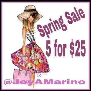 Other - Spring Sale 5 for $25 🌸